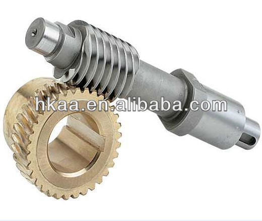worm and wheel gear, mini worm gear shaft, custom motorcycle gear manufacturer