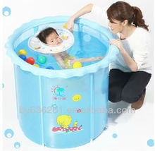 Portable Inflatable Small Baby Hard Plastic Pool Swim Pool