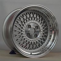 16x9 tuning wheel rim /alloy wheel for car/car alloy rim 5x100