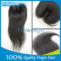 new straight hair brazilian hair full lace wig real hair extensions
