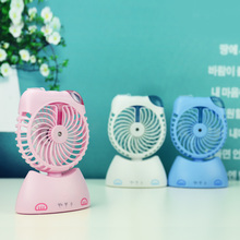 hot selling 2017 amazon Portable Summer Cooler 3 Colors Mini USB Misting Humidifier Fan