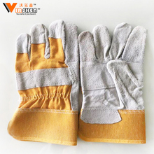 leather gloves with fur lining, workher working gloves importers, buffalo leather work gloves