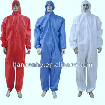 Non-woven Protection Clothing