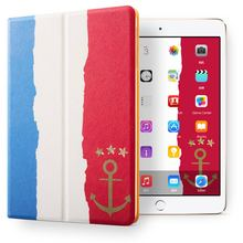 Stable support Cute Animal pattern tablet case kids double fold cover for ipad mini123 ,for Ipad mini