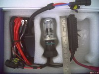 xenon hid kit for motorbikes with slim ballast