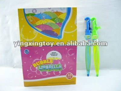 new shape umbrella summer toy bubble water set
