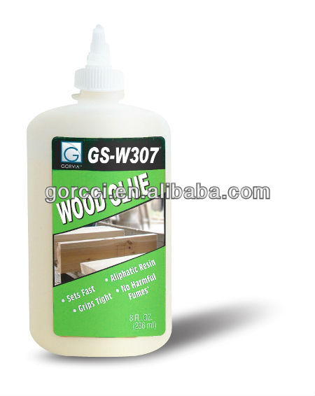 Gorvia Wood Glue GS-W307 good rough sawn cedar
