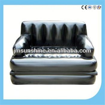 5 in 1 plastic inflatable sofa home furniture