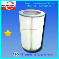 Nanfang vibration or blowing flour dust collector cartridge and bag accessories