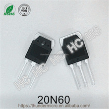 20N60 mosfet 20A 600V Field-Effect transistor