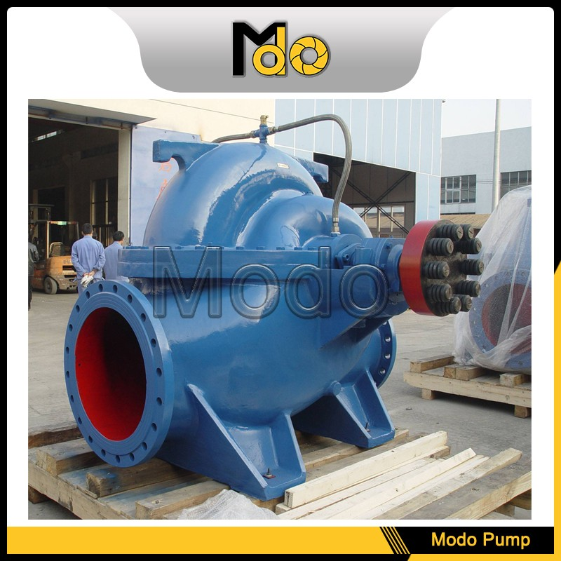 Water Pump Double Impeller Centrifugal Double Suction Split Casing Pump