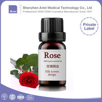 Private label improved tissue regeneration anti-wrinkle moisturizing essential oil set