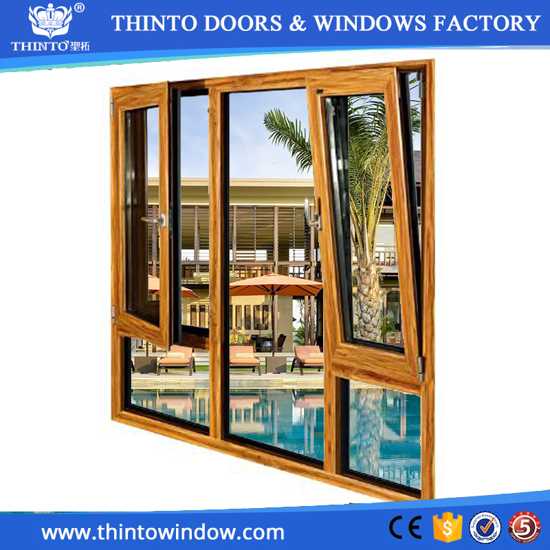 Hot selling aluminium window,cheap house windows for sale