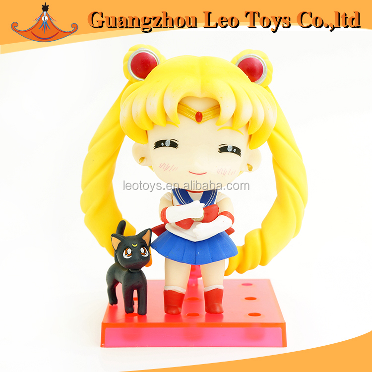 Hot Toys Sexy Girl Sailor Moon Japanese Cartoon Character