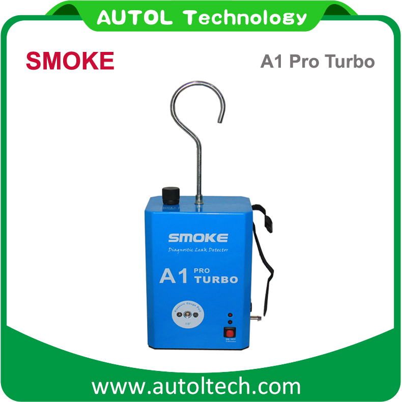 <strong>A1</strong> PRO TURBO Smoke Machine Leak Detection Quick Bladder to Fit Most Intakes Exhausts