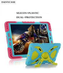 shock proof 7 inch tablet case for kids ,silicone heavy duty cover,for apple ipad air 2 child proof case