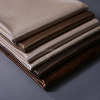 special surface semi pu leather for upholstery leaher