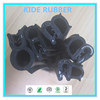 Rubber seal strip for door and window