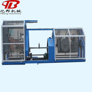 Multifunctional plastic rope making machine for wholesales