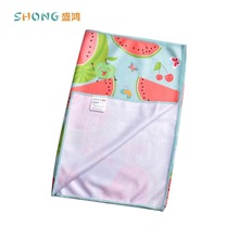 Light and soft cold snap cooling towels for advertising