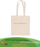 reusable factory audit eco OEM manufacturer plain cotton tote bag