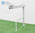 Double tier two level bike parking cycle stand