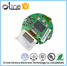 High quality CEM-1 1.2mm HAL mp3 player circuit pcb microsd