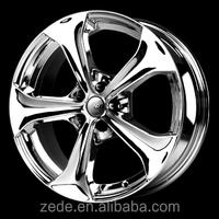 zede high quality alloy wheel for hatchback HB S022