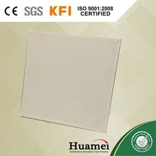 Fire-proof Pvc Gypsum Board Suspended Ceiling Panels, aluminium open cell ceiling