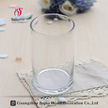 Hot sale cheap wholesale clear cylinder flower glass vase for home decoration