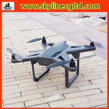 2015 latest long fly time FPV 2.4G Professional Drone with GPS HD camera function