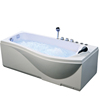 HS-B207 japanese style bath/ ordinary bathtubs in foshan/ simple bathtub