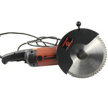 Customized blade portable small electric circular saw for reinforced concrete