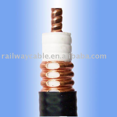 "2014 year new 1-5/8"" coupling Leaky Cable for telecome & wifi & railway"