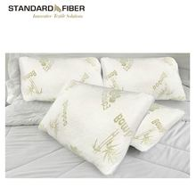 Queen Standard Size shredded Bamboo Memory Foam Pillow