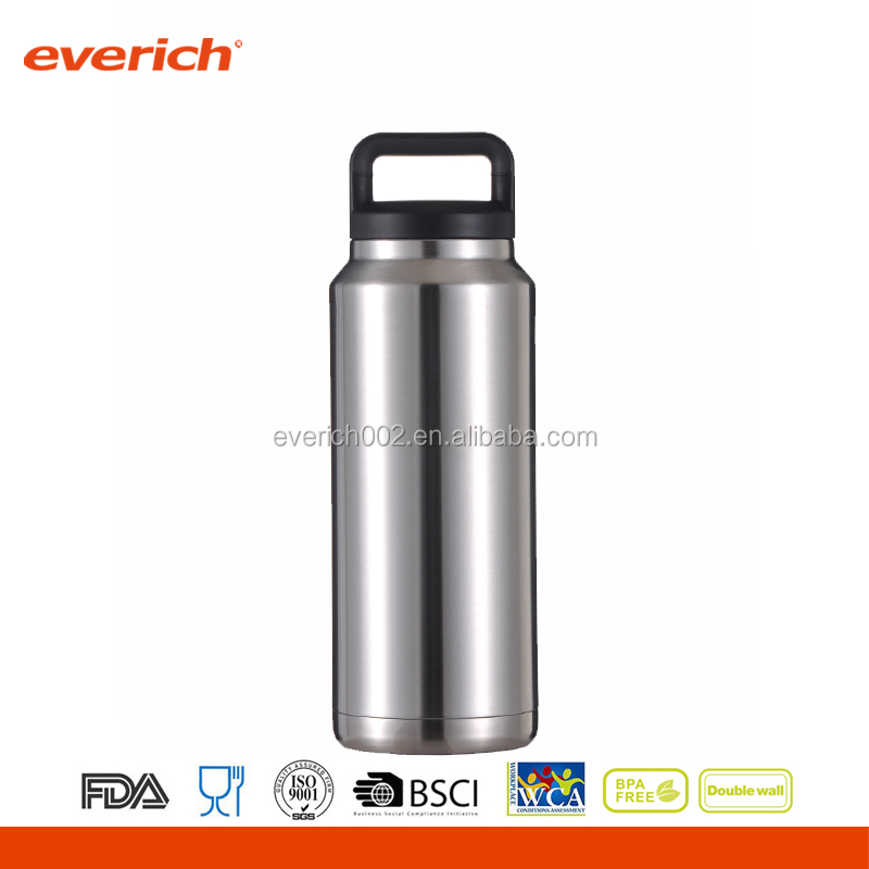 18oz Insulated Stainless Steel Beer Alcohol Bottle