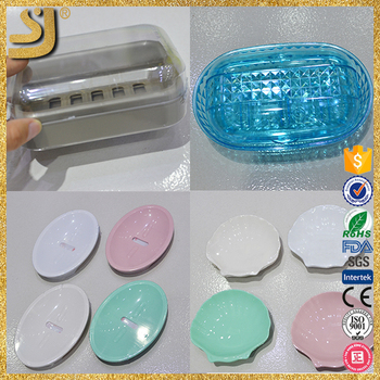 Custom soap dish, polyresin soap dish