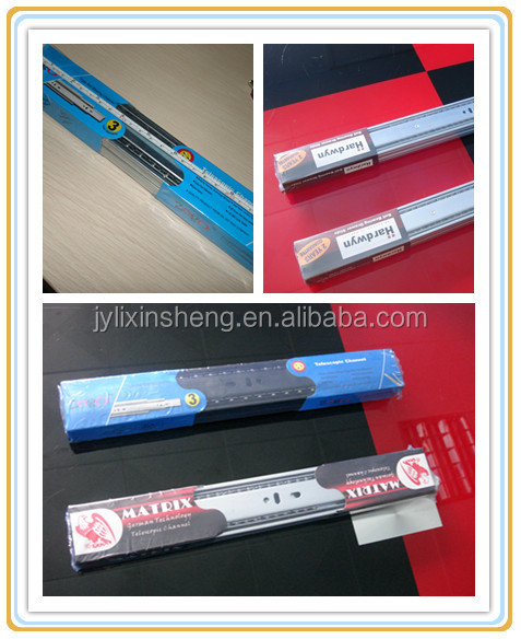 Jieyang Telescopic Channel For Standard Kitchen Drawer Size