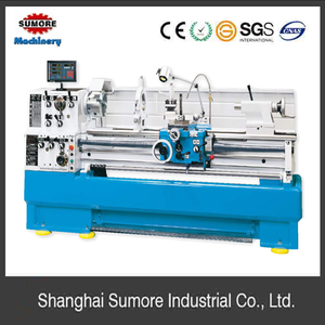 Rapid feed optional automatic lathe machine tool equipment metal machinery with 80 or 105mm big spindle bore