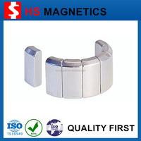 Buy Size:R65.8xr53x26.4x37-N35UH/Coating Zn/Sintered NdFeB Arc ...