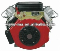 11 hp air cooled single cylinder diesel engine 188fb yanmar type
