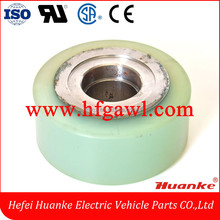 Daewoo forklift Auxiliary wheel 165*60mm ( 6204 bearing )