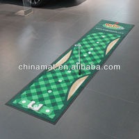 Mini Golf Practice Carpet Mat Indoor Outdoor Use