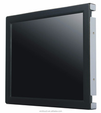 Industrial Frameless SAW Touch Screen Monitor