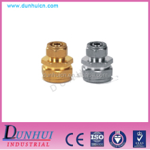 FM & UL casting brass fitting reducing adapter