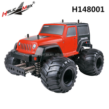 P959 Model RC Car 35km/h High Speed Jeep Toys 1 10 Scale
