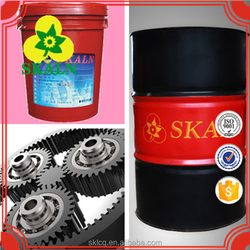 High performance mineral gear oil