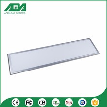36W led panel light 300mm 1200mm with high lumen RGB available