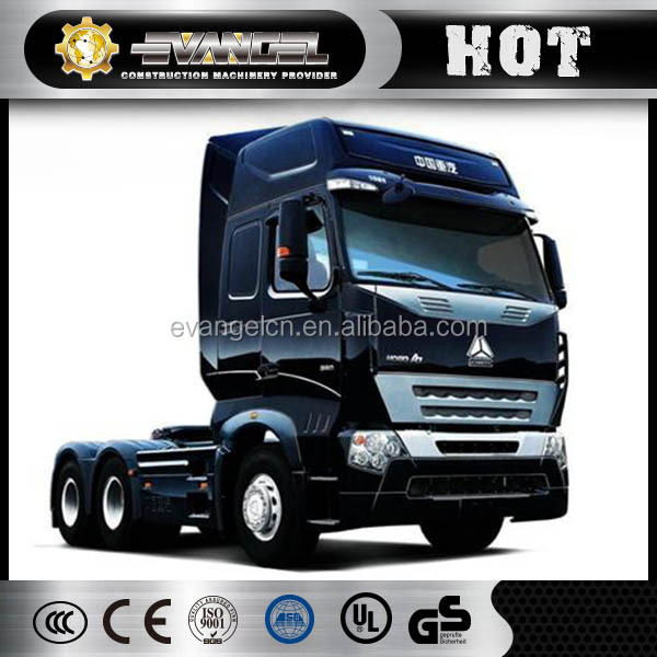 2016 best seller HOWO A7 6x4 international tractor truck head for sale
