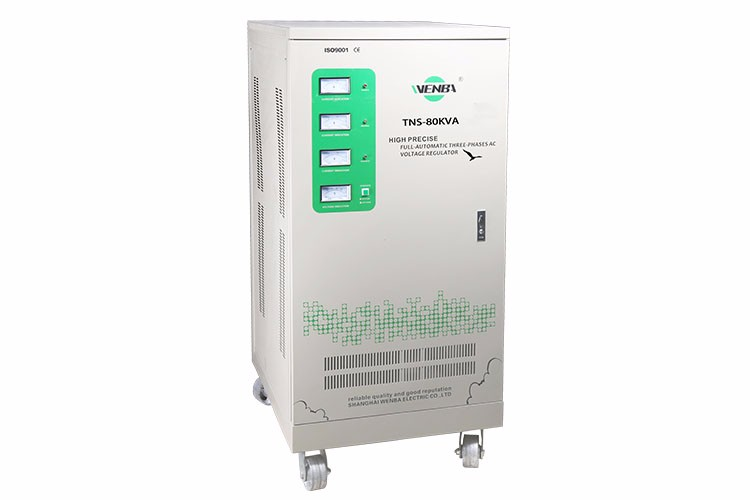 Professional Made Energy-Saving Best Price Avr 80 Kva Automatic Voltage Stabilizer Used For Metallurgy